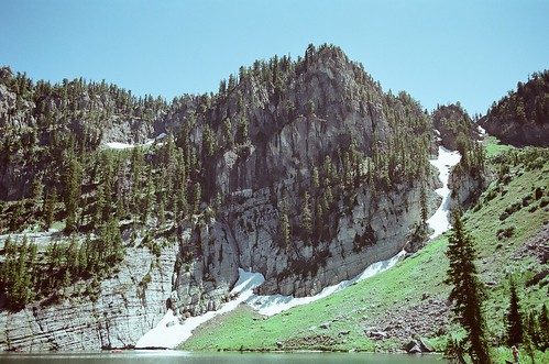 lake canyon glacier idaho bloomington