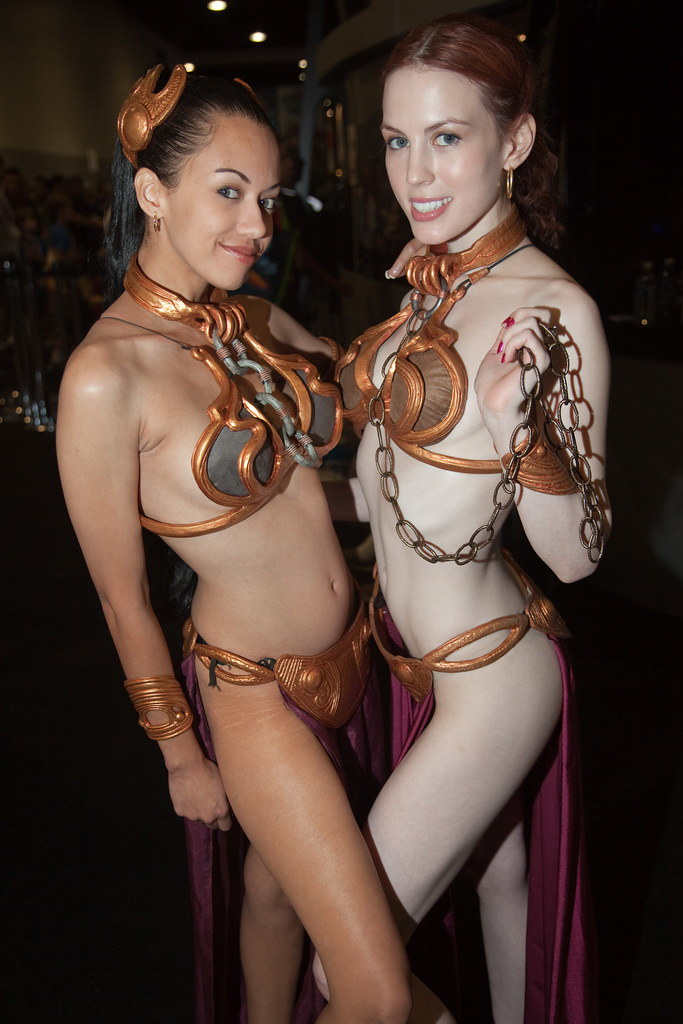 Leg avenue leg avenue sexy star wars slave princess leia costume