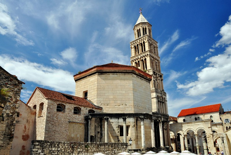 St. Duje (St. Domnius) in Split | The Cathedral of St. Duje … | Flickr