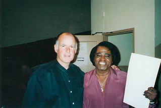 James Brown and Jerry | by California Governor Jerry Brown