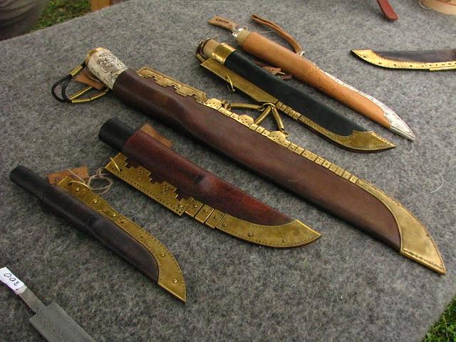 Beautiful knifes!