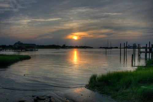 Ocracoke Harbour | by jimgrant