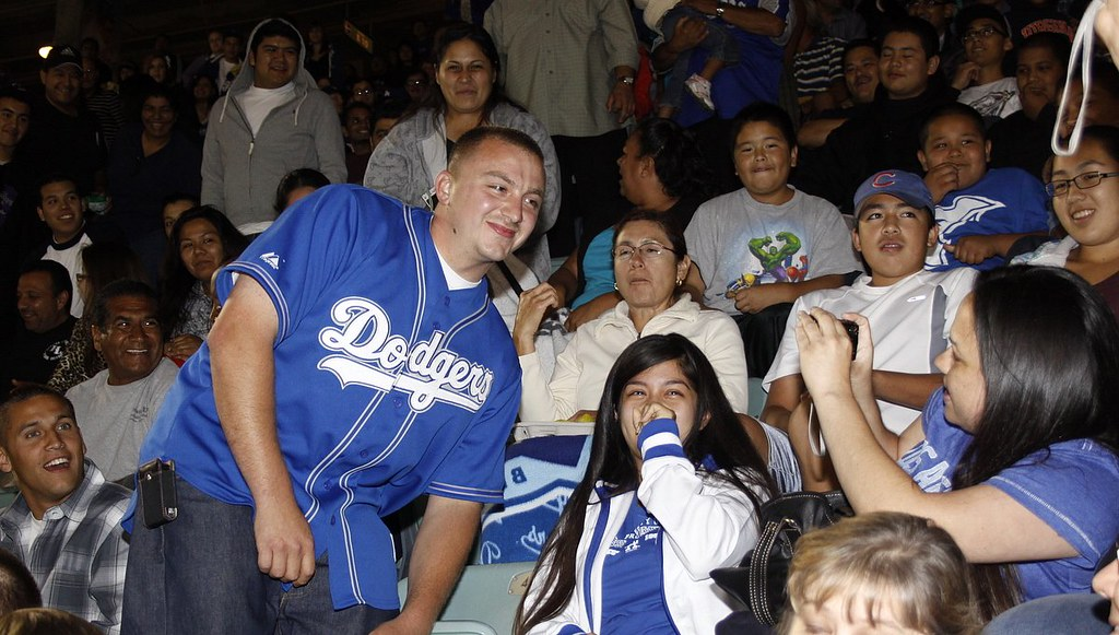 Dodger Game August 5th 2010