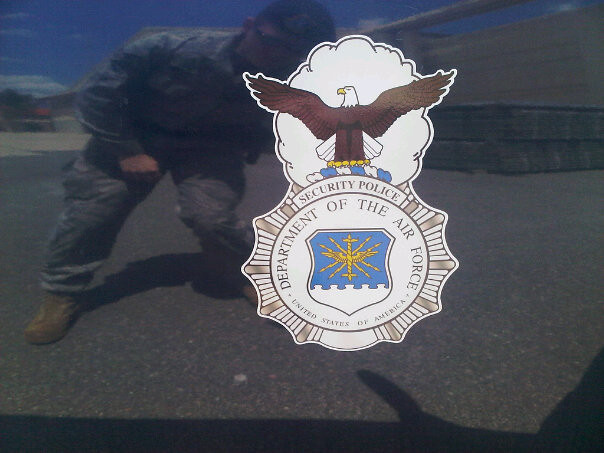 United States Air Force Security Forces Shield | United Stat