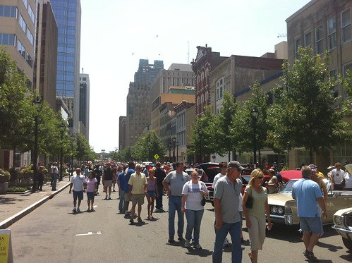 Classic car show downtown Raleigh | by waynesutton12