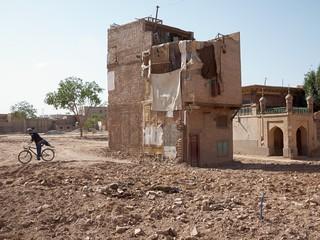 Demolition survivor, Kashgar   by Stefan Geens
