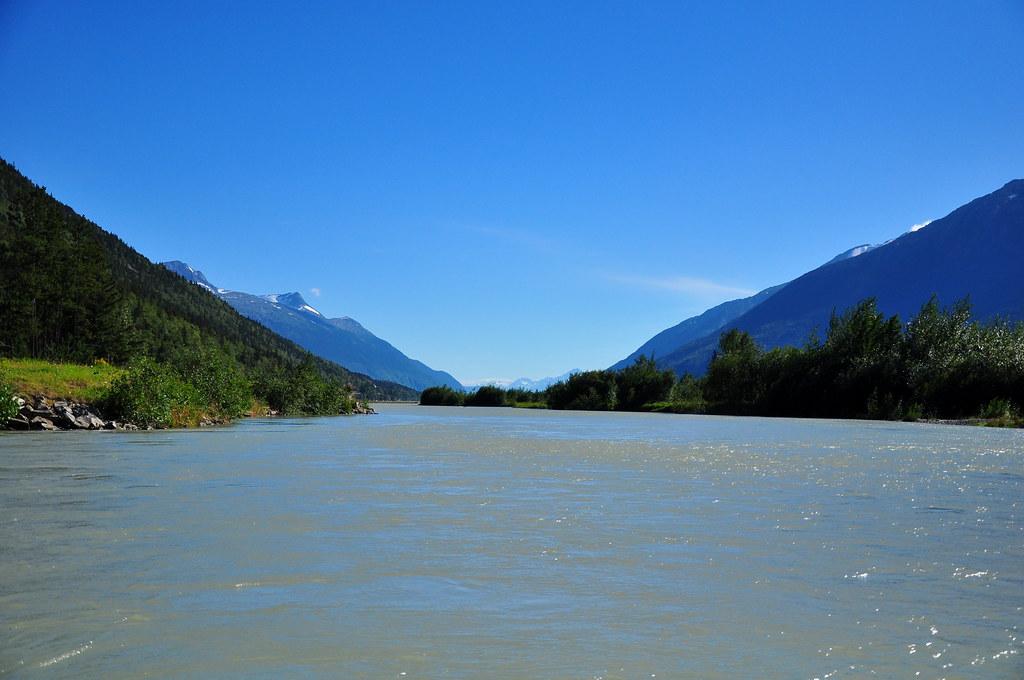 Taiya River | Kimberly Vardeman | Flickr