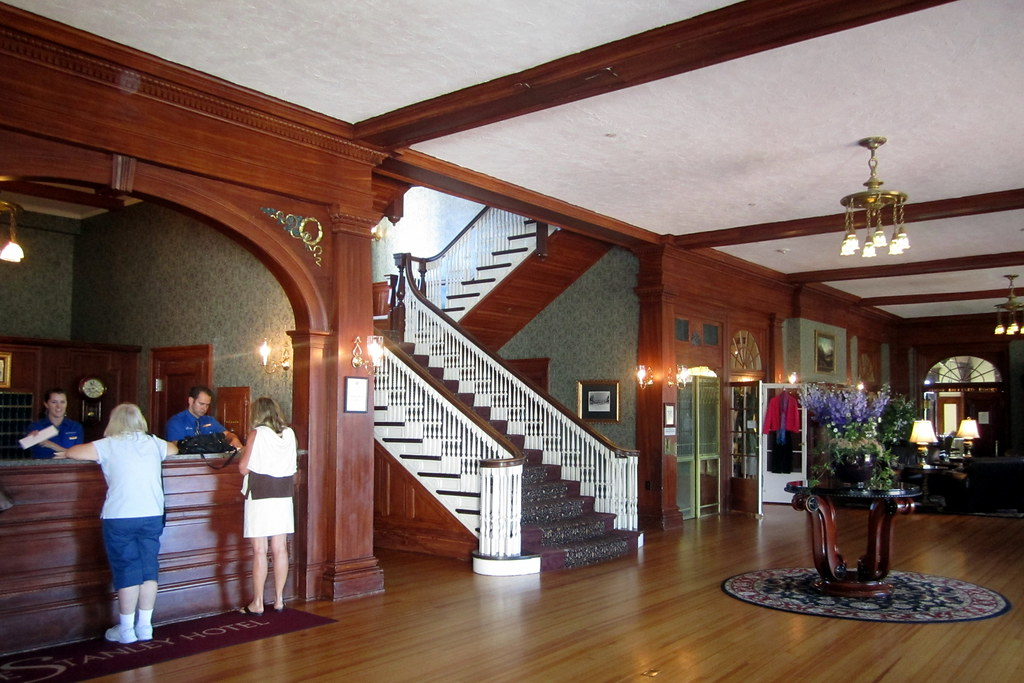 Interior Stair Case