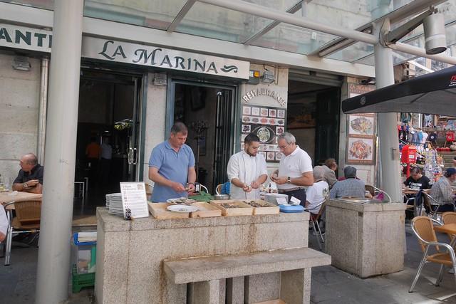 火, 2017-05-30 07:15 - La Marina