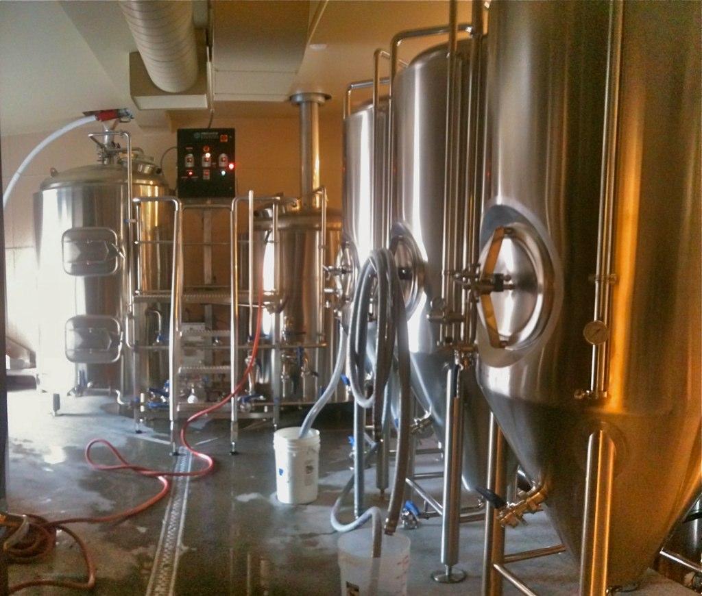 Colorado Mountain Brewery