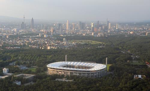 Commerzbank arena de Frankfurt   by Citizen59