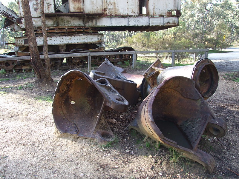 Dredge Buckets