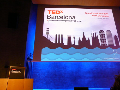 TEDxBarcelona | by albir