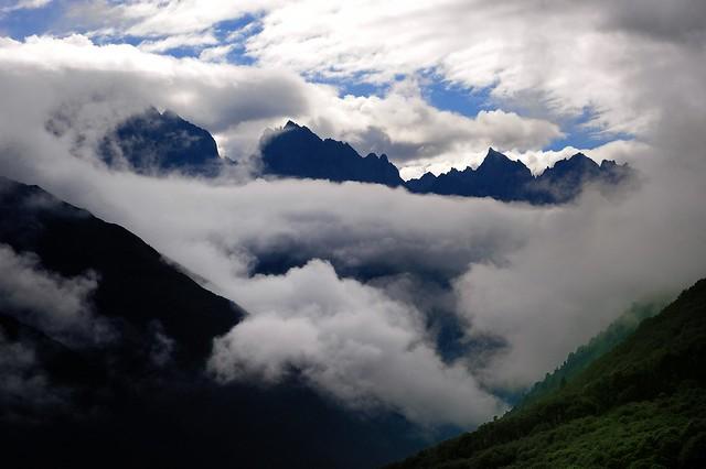 Dardo county, Tibet