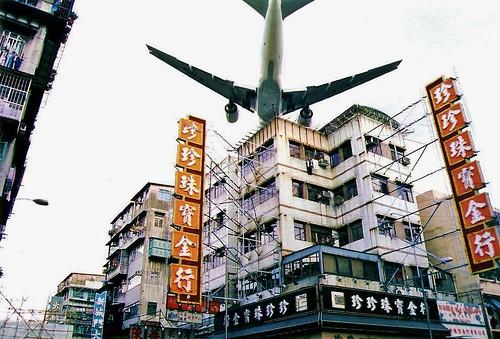 Low-flying aircraft | by Ben Zabulis