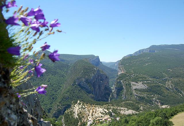 Porte du Verdon - Rougon (Alpes-de-Haute-Provence)