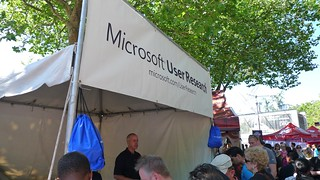 Microsoft User Research | by camknows