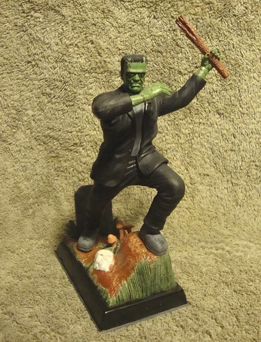 Monsters of the Movies Model Kit Frankenstein | A few years