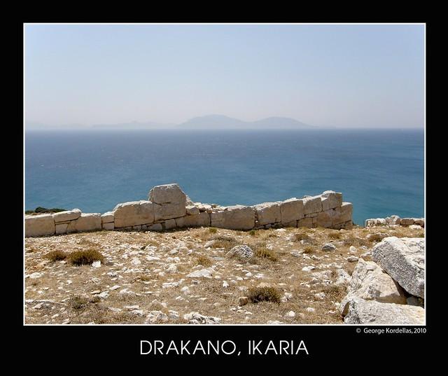 Drakanon, Ikaria, Greece - Δράκανο, Ικαρία