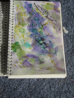 watercolor sketch 8/11/10 | by Kathryn Cramer
