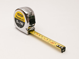 Tape Measure | by wwarby