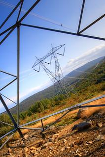 Pylons in their natural habitat! | by haban hero