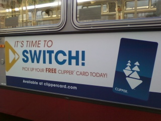 it's time to switch!