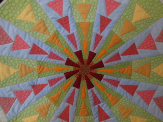 the center | by cherry house quilts