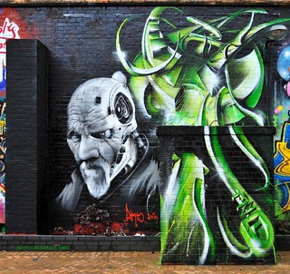 eska & pikto - meeting of style london 2010 | by eskaart1