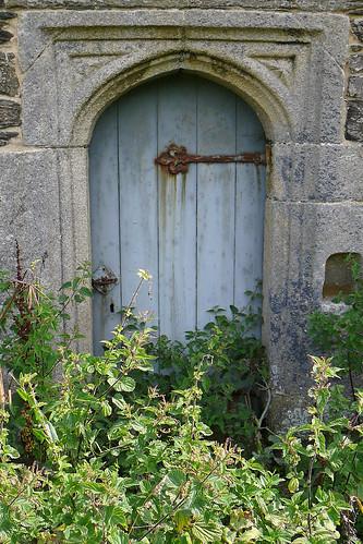 Gunwalloe Church Door | by Tim Green aka atoach