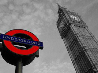 Big Ben Underground | by loretahur