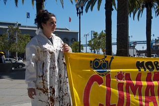 Make Big Oil Pay march to Chevron, EPA & BP 68