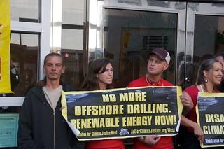 Make Big Oil Pay march to Chevron, EPA & BP 366