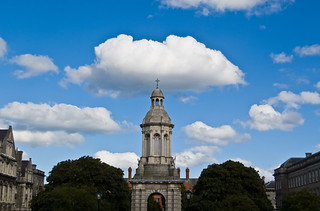 The Campanile - Trinity College, Dublin | by MarianOne
