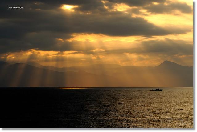 Le coste della Corsica