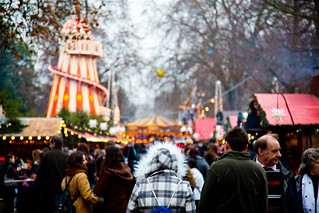 Hyde Park Christmas Market | by breezy421