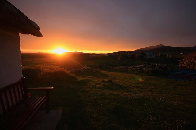 Tobha Mor sunrise