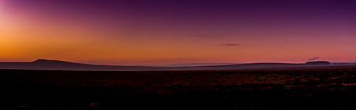 stanageedge afterglow moorland sheffieldmoors hallammoors ringinglowmoss sunset december derbyshire sheffield