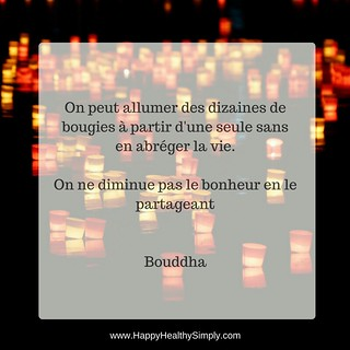 happyhealthysimply_on ne diminue pas le bonheur en le partageant | by HappyHealthySimply