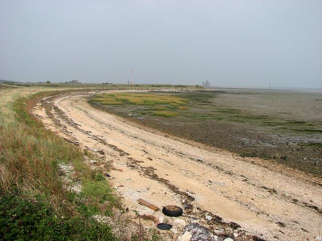 Beach near Grain