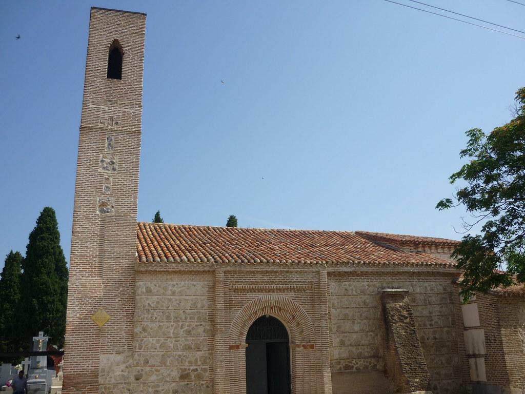 Madrid - Ermita de Santa María la Antigua