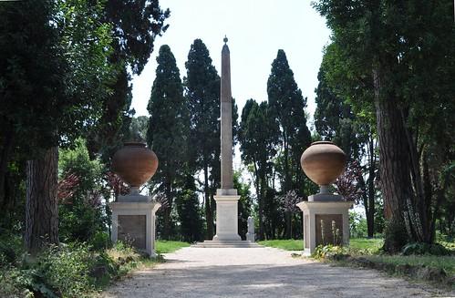 Garden Villa Celimontana, Rome | by Kristof Verslype