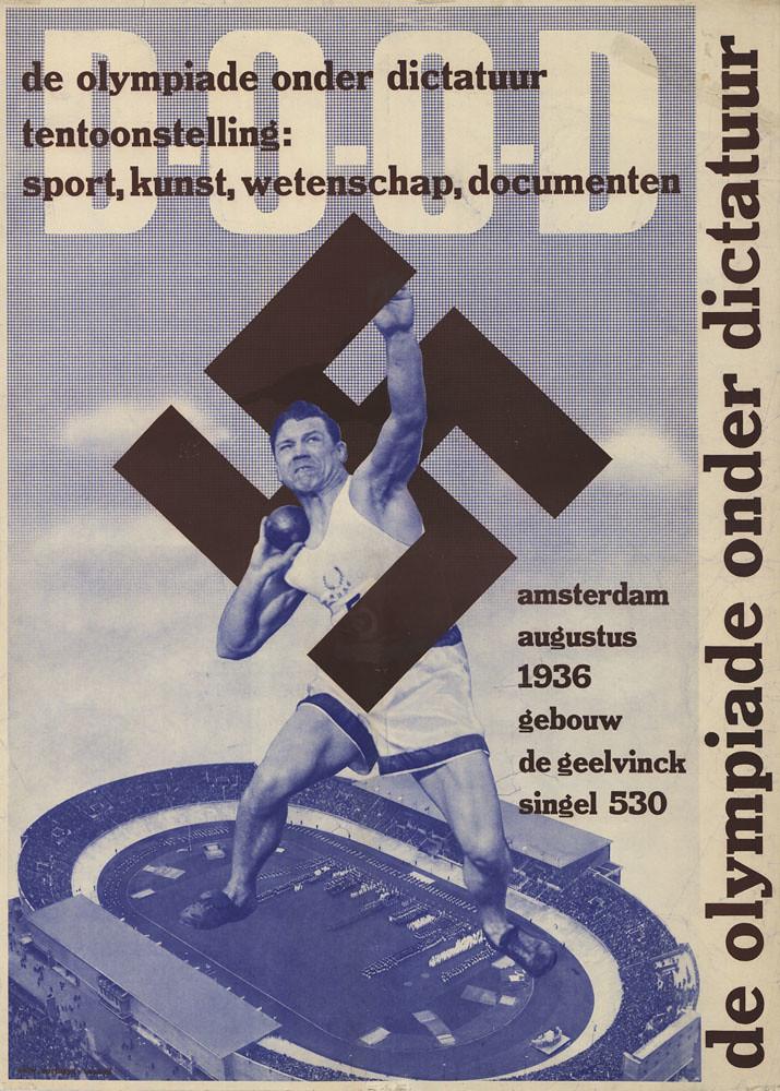 De Olympiade Onder Dictatuur