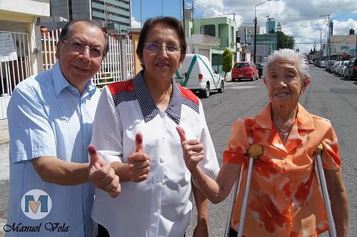 DSC00095 Elecciones estatales de Puebla *4 de Julio*por LAE Manuel Vela