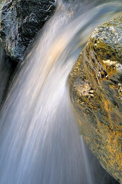 Italy, waterflow