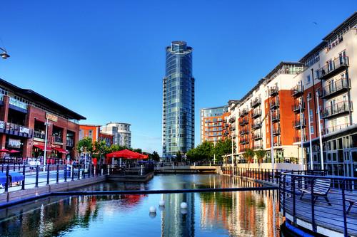 No1 Tower Gunwharf Quays | by Hexagoneye Photography