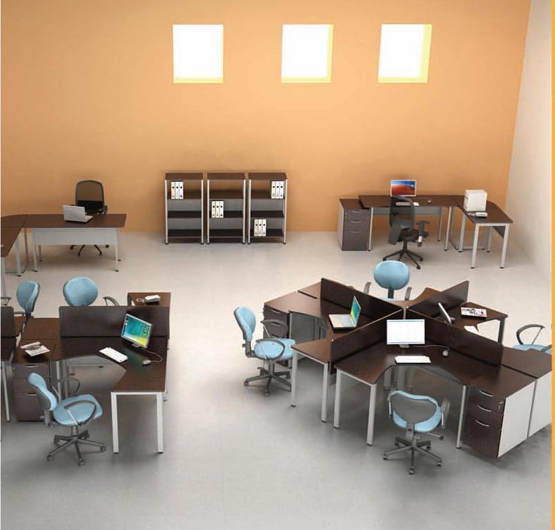 Mobiliario linea minimalista muebles para oficina flickr - Mobiliario minimalista ...