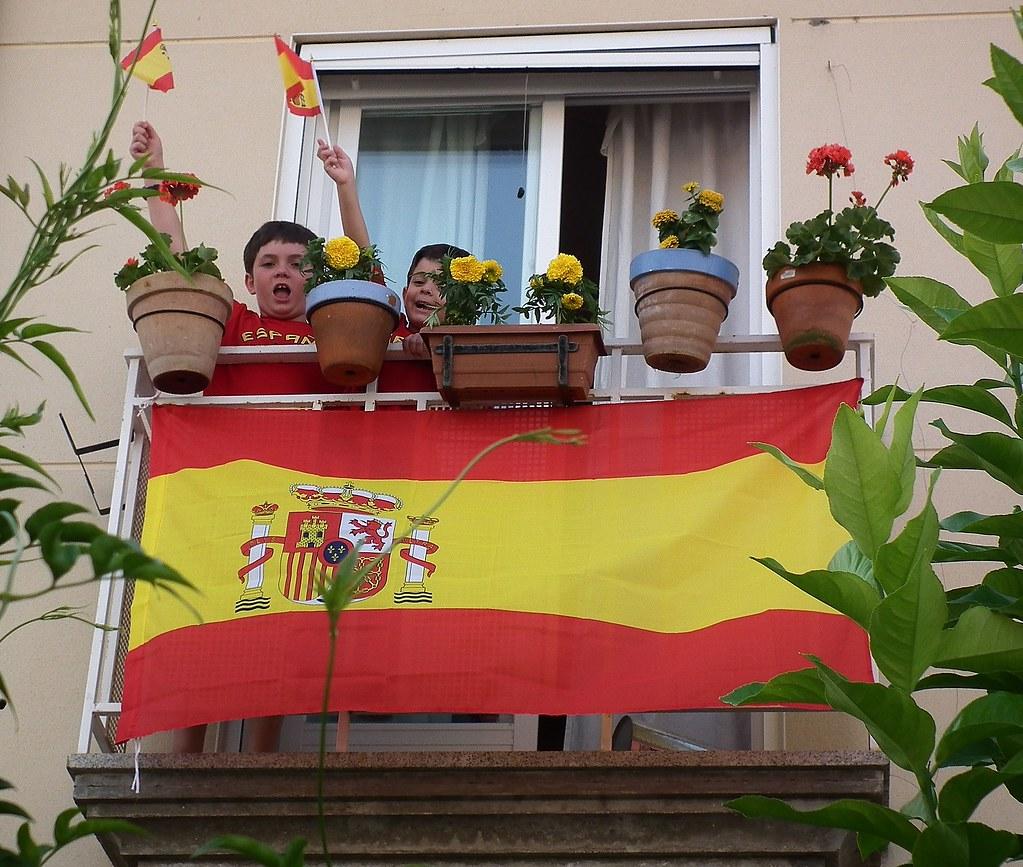 ESPAÑA EN LA FINAL