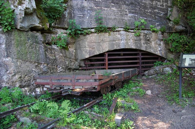 Kaymoor Mine Entrance