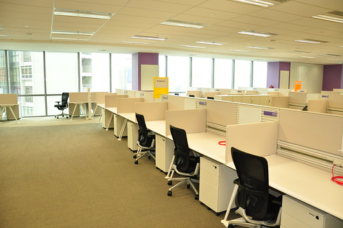 Yahoo! SEA new office | by grahamhills